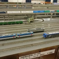 Photo taken at 金太鉄道 by ポツダム on 5/19/2015