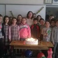 Photo taken at Hürriyet İlköğretim Okulu by Nükhet G. on 3/18/2016