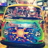 Photo taken at Mellow Mushroom by Nathan B. on 3/9/2013