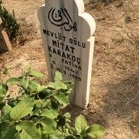 Photo taken at Karaaslan mezarlıgı by 〽️U$🅰 on 7/27/2014