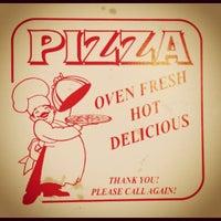 Photo taken at Jumbo Slice Pizza by Justin S. on 11/10/2012