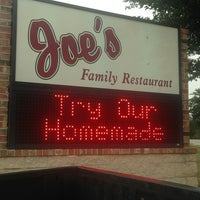 Photo taken at Joe's Family Restautant by Barbara K. on 6/15/2013