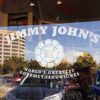 Photo taken at Jimmy John's by Barbara K. on 11/13/2015