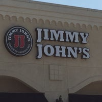 Photo taken at Jimmy John's by Barbara K. on 9/22/2015