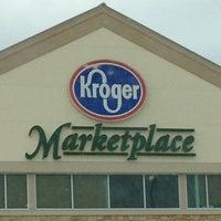 Photo taken at Kroger by Barbara K. on 10/26/2012