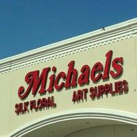 Photo taken at Michaels by Barbara K. on 7/1/2014