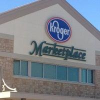 Photo taken at Kroger by Barbara K. on 11/1/2012