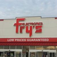 Photo taken at Fry's Electronics by Barbara K. on 3/6/2013
