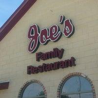 Photo taken at Joe's Family Restautant by Barbara K. on 6/7/2013
