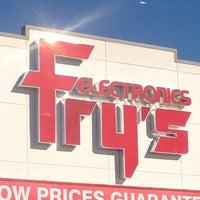Photo taken at Fry's Electronics by Barbara K. on 10/14/2012