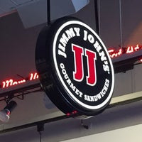 Photo taken at Jimmy John's by Barbara K. on 10/29/2015