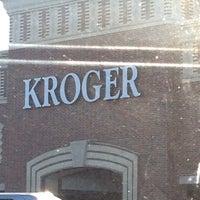 Photo taken at Kroger by Barbara K. on 9/29/2013