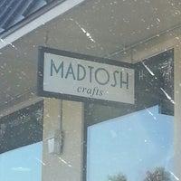 Photo taken at Madtosh by Barbara K. on 3/7/2013