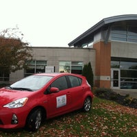 Photo taken at Cayuga Community College by Hilary C. on 10/19/2012