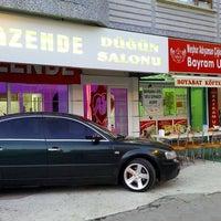Photo taken at Nazende düğün salonu by A.KUTLUCA 🦂 on 1/23/2016