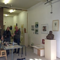 Photo taken at Atelier Tinga by Ilse on 9/22/2012