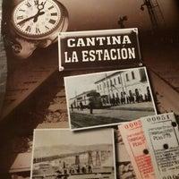 Foto tomada en Cantina la Estación por Carla P. el 12/28/2015