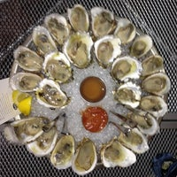 Photo taken at B&G Oysters by Rick H. on 7/3/2013