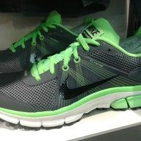 Photo taken at Nike Factory Store by Rafa C. on 1/4/2014
