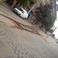 Photo taken at Ortenovo náměstí (tram) by Stanislav K. on 5/20/2013