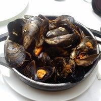 Photo taken at Restaurant La Font de Prades by Stanislav K. on 4/26/2013