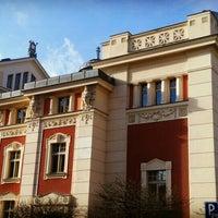 Photo taken at Městské Divadlo by Stanislav K. on 1/29/2016