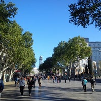 Photo taken at La Rambla by Stanislav K. on 4/24/2013