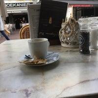 Photo taken at Café Restaurant De Koperen Bel by Rinus v. on 7/29/2017