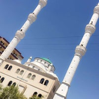 Photo taken at Şeyh Said Efendi Camii by Dr Yasin Y. on 7/29/2016