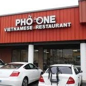 Photo taken at Pho One by Houston Press on 8/12/2014