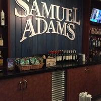 Photo taken at Sam Adams by Elvis C. on 3/8/2015