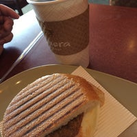 Photo taken at Panera Bread by Elvis C. on 2/26/2014