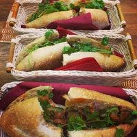 Photo taken at Mr. Bánh Mì by Hùng P. on 9/20/2014
