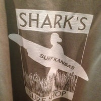 Photo taken at Sharks Surf Shop by Veira B. on 8/1/2013