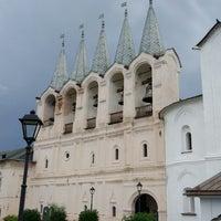 Photo taken at Звонница Тихвинского мужского монастыря by Max R. on 8/5/2017
