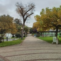 Photo taken at Praza da Vila by Roi V. on 11/10/2013
