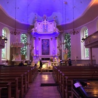 Photo taken at Christianskirche by Sam F. on 6/28/2014