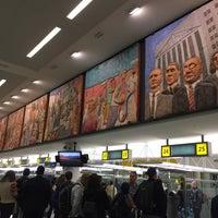 Photo taken at Gate B31 by jhona on 11/4/2016