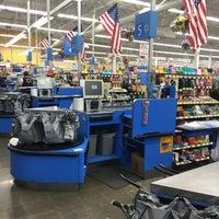 Photo taken at Walmart Supercenter by Roger C. on 5/31/2016