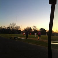 Photo taken at Ogle Stadium by Madeline H. on 2/19/2013