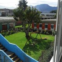 Photo taken at Centro de Rehabilitación para Adultos Ciegos-CRAC by CaRiitto A. on 4/24/2014