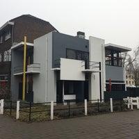 Photo taken at Rietveld Schröder House by Marina B. on 1/24/2017
