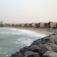 Photo taken at Hilton Kuwait Resort by Ahmad A. on 4/5/2013