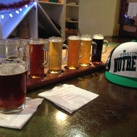 Photo taken at Las Cruces Taproom - Mimbres Valley Brewing Company by AHD on 1/8/2013