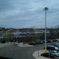 Photo taken at JFK AirTrain - Lefferts Boulevard by Vasyl S. on 5/4/2014