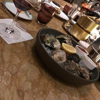 Photo taken at Champagne Bar Plaza Hotel by Alexandros P. on 3/23/2017