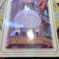 Photo taken at Le Bourgeois by Annick C. on 9/26/2014