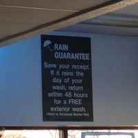 Photo taken at Bear's Car Wash & Detail Center by Joe N. on 3/27/2014