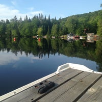 Photo taken at Saint Donat by Roger B. on 7/4/2015