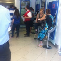 Photo taken at Entel by Francisco M. on 1/2/2013